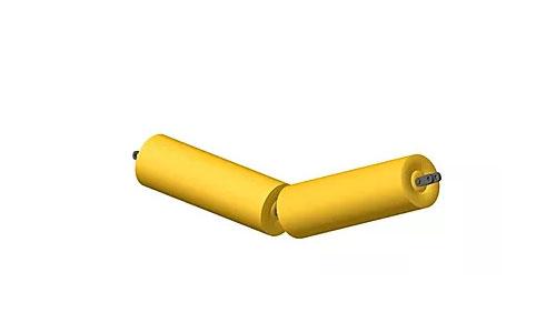 PROK 2 Roll Plain Suspended Vee Return