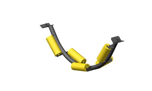PROK 5 Roll Bent Pipe