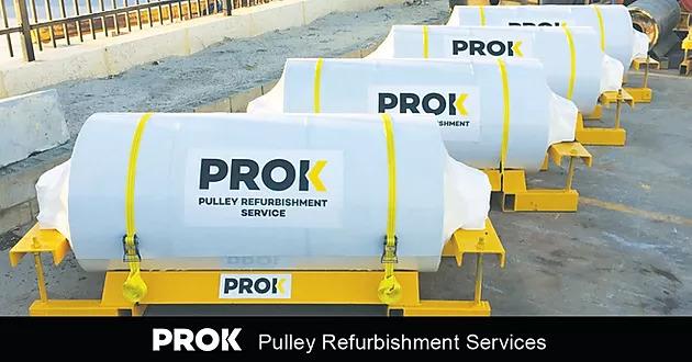Nossa coleção de ferramentas e equipamentos de serviço de recondicionamento de polias.
