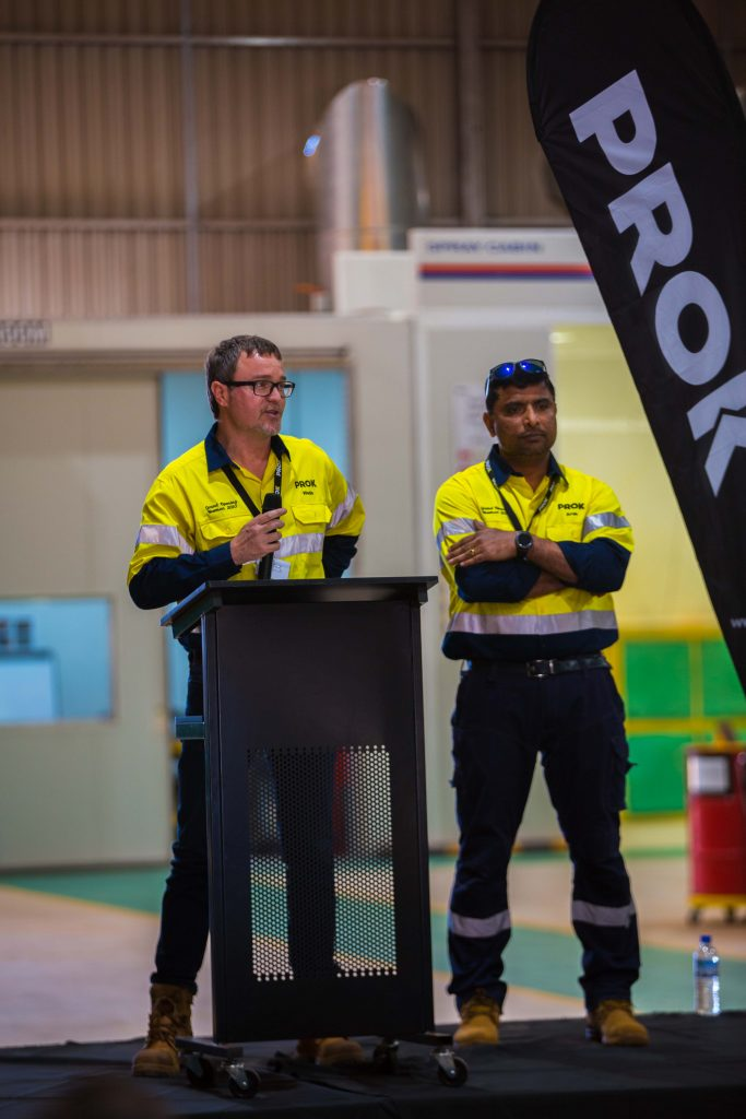 prok conveyor components Perth